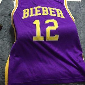 Justin Bieber Jersey